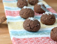 ChocolateCoconutMacaroonCookies