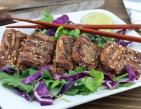 AsianGrilledKetoShortribs