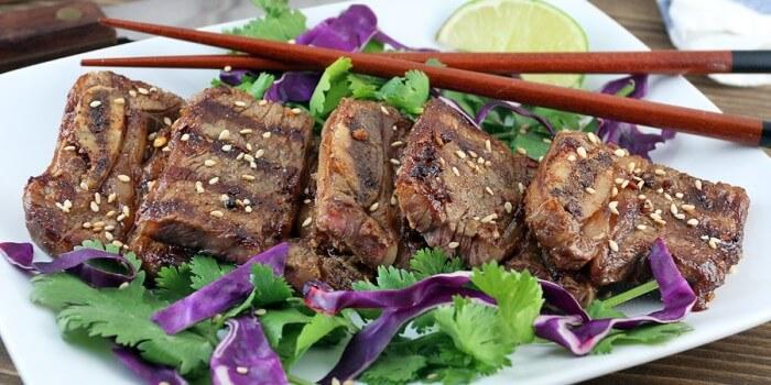 Asian Grilled Keto Short Ribs
